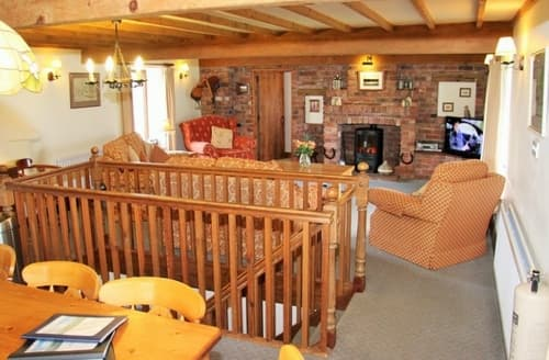 Last Minute Cottages - Saddleback Barn
