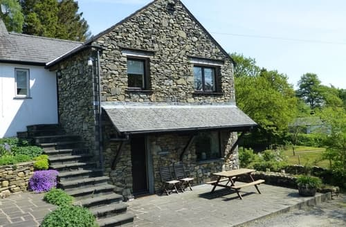 Last Minute Cottages - Latterbarrow Cottage