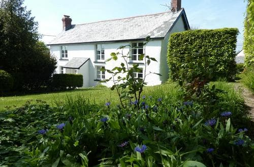 Big Cottages - Large Luxury Cottage In Stoke Rivers