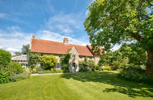 Big Cottages - Superb Shalfleet Cottage S90111