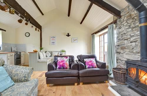 Last Minute Cottages - Inviting Llanerchymedd Lodge S90140