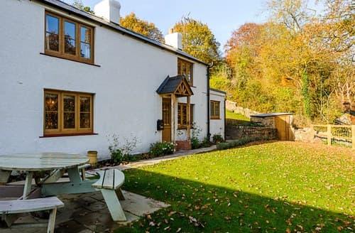 Last Minute Cottages - Beautiful Lydbrook Cottage S90161