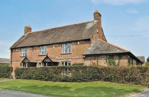 Big Cottages - Exquisite Wimborne Cottage S19968