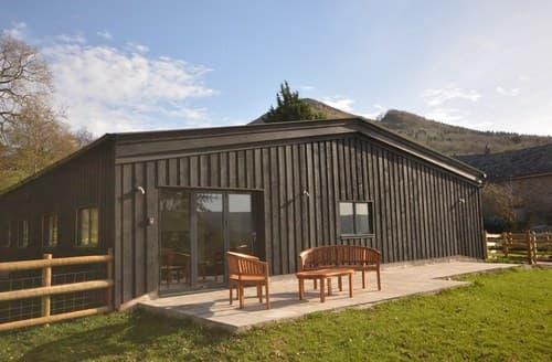 Big Cottages - Stunning Abergavenny Barn S90381