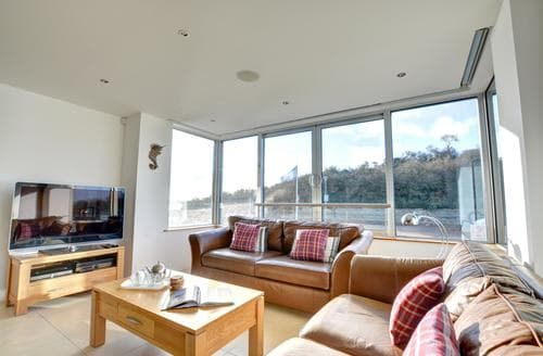 Big Cottages - Stunning Tenby Apartment S90612