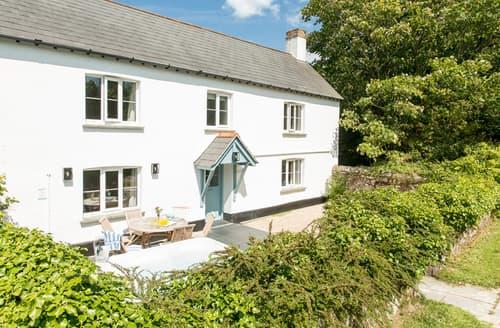 Last Minute Cottages - Adorable Flexbury Cottage S90684