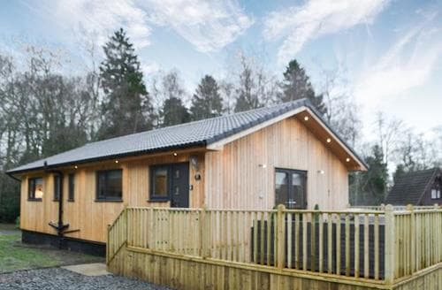 Big Cottages - Luxury Otterburn Lodge S90703