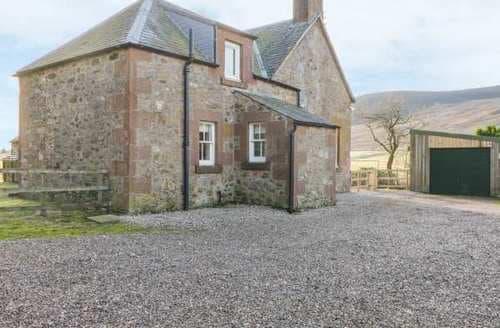 Big Cottages - Attractive Glenprosen Cottage S90764