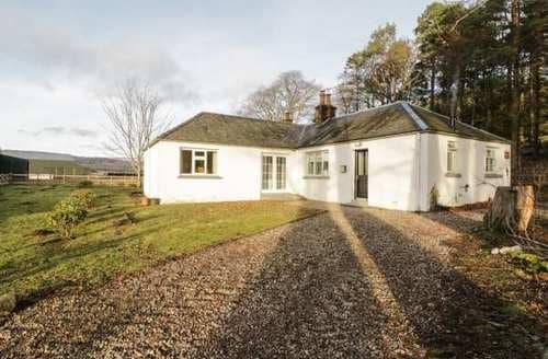 Last Minute Cottages - Tasteful Glenprosen Cottage S90765