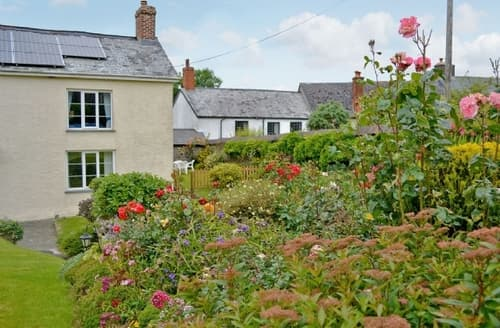 Last Minute Cottages - Cosy Dulverton Cottage S20104