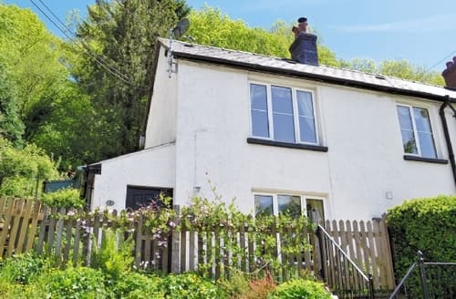Last Minute Cottages - Quaint Dulverton Cottage S20110