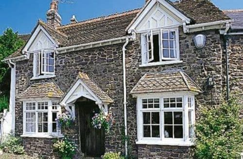 Last Minute Cottages - PRIORY GATE