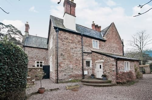 Last Minute Cottages - Exquisite Porlock Cottage S20206