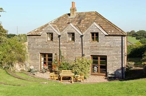 Big Cottages - Lovely Taunton And The Quantocks Cottage S20236