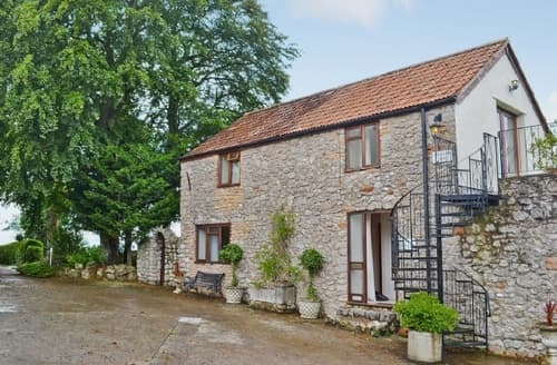 Last Minute Cottages - Charming Wells Lodge S20311