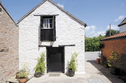 Last Minute Cottages - THE BAKEHOUSE