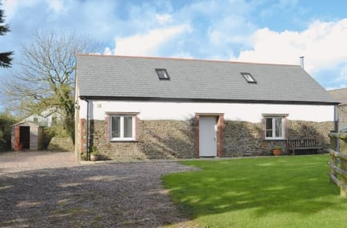 Last Minute Cottages - HAROLDS BARN