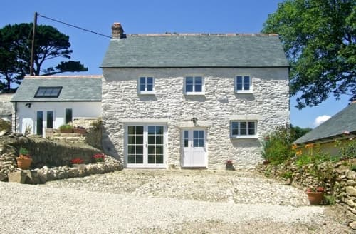 Last Minute Cottages - Beautiful Falmouth Cottage S20888