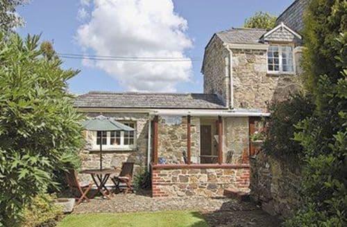 Last Minute Cottages - TRECARNE GARDEN COTTAGE