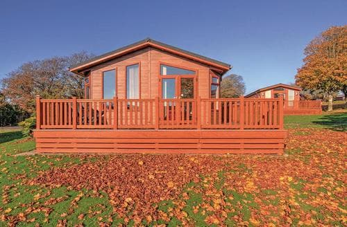 Last Minute Cottages - Stunning Dobwalls Lodge S56602