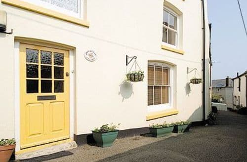 Last Minute Cottages - Luxury Mevagissey Cottage S21069
