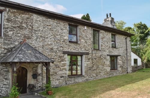 Last Minute Cottages - Superb Saltash Cottage S21112