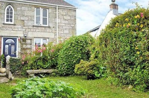 Last Minute Cottages - Adorable Helston And The Lizard Peninsula Cottage S21204