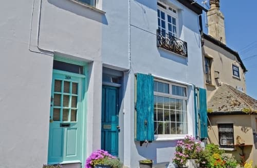 Last Minute Cottages - Delightful Mousehole And Newlyn Cottage S21269