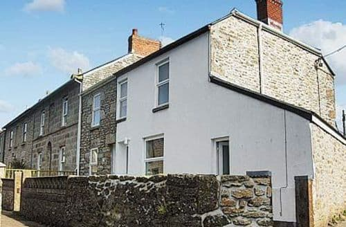Big Cottages - Cosy St Just Cottage S21334