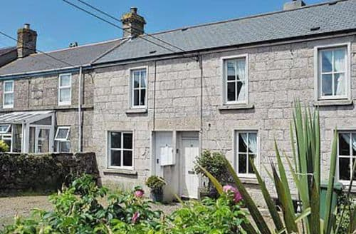 Last Minute Cottages - Exquisite St Just Cottage S21340