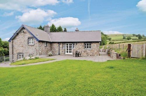 Big Cottages - Cosy Llandrindod Wells Cottage S21383
