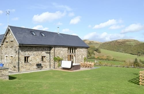 Big Cottages - Splendid Llandrindod Wells Cottage S21415