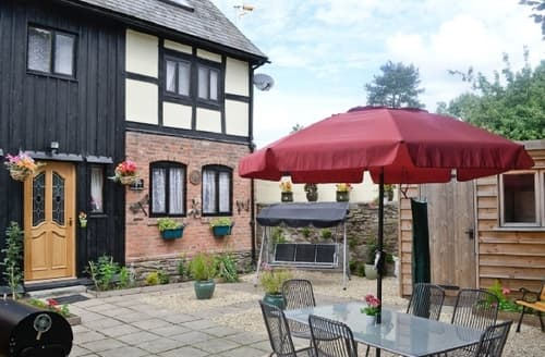 Big Cottages - Gorgeous Presteigne Cottage S21447