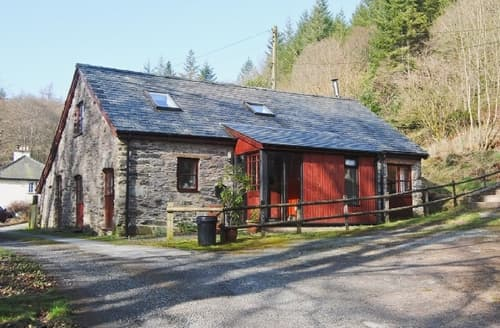 Big Cottages - Adorable Welshpool Cottage S21451