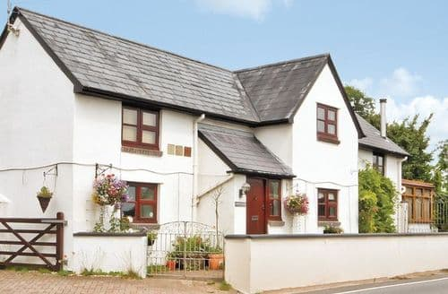 Big Cottages - Beautiful Abergavenny Cottage S21605