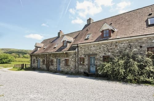 Big Cottages - Lovely Llandeilo Cottage S21672