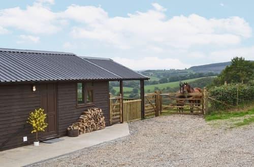 Big Cottages - Tasteful Llandovery Lodge S21726