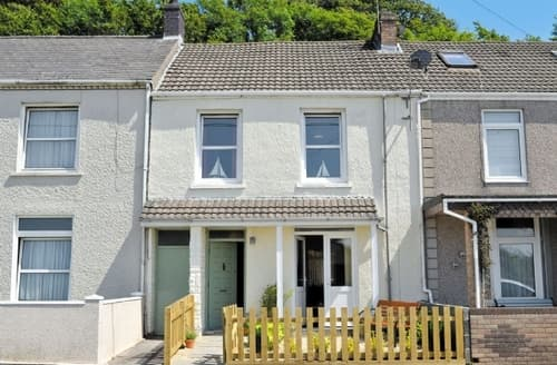 Last Minute Cottages - Superb Llansteffan Cottage S21769