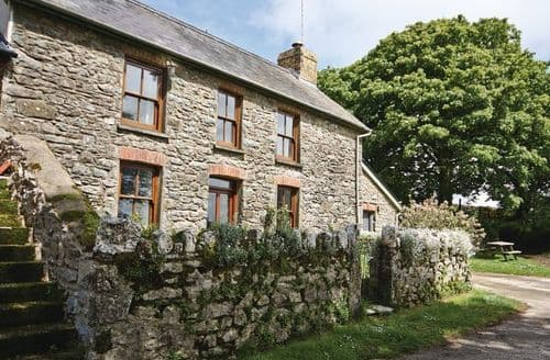 Big Cottages - Attractive Fishguard Cottage S21818