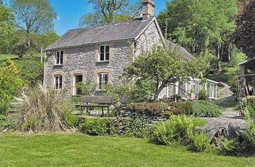 Last Minute Cottages - Charming Corwen And The Berwyn Mountains Cottage S21979