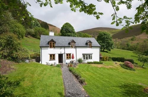 Last Minute Cottages - Splendid Llangollen Cottage S22026