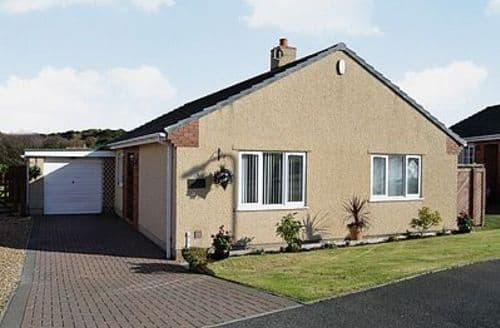 Big Cottages - Excellent Holyhead And Treaddur Bay Cottage S22075
