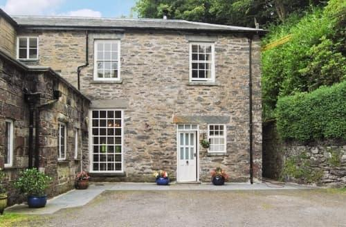 Last Minute Cottages - BRYN TEGID WEST WING