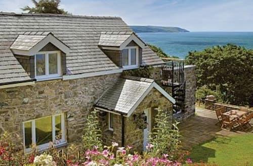 Last Minute Cottages - Gorgeous Barmouth Cottage S22174
