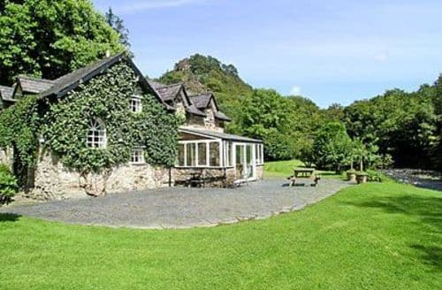 Last Minute Cottages - Stunning Beddgelert Cottage S22183