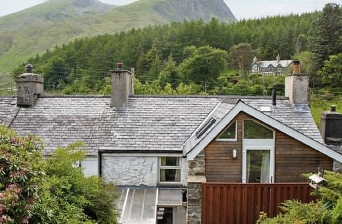 Big Cottages - Stunning Beddgelert Cottage S22188