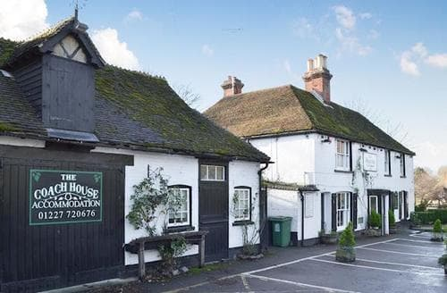 Last Minute Cottages - Cosy Canterbury Cottage S92396