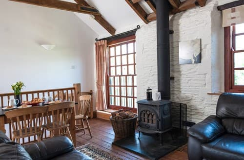 Last Minute Cottages - Charming Fowey Barn S92538