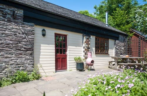 Last Minute Cottages - Charming Fowey Barn S92539
