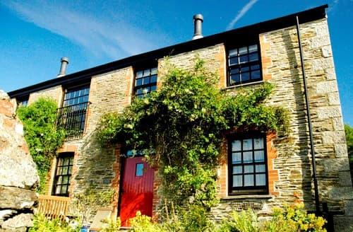 Last Minute Cottages - Wonderful Fowey Barn S92540